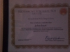 Certified Mold Companies Whitman MA - JH Cleaning - 3-1-10 mold cert 2 004