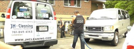 Demolition Services North Carver MA | JH Cleaning - menworking